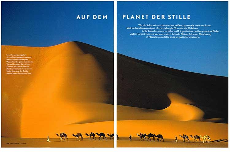 Mauretanien Reisebericht Geo Saison